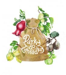 Dárkové balení semen exotických plodů - dárkový sáček s visačkou zdarma