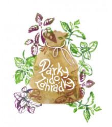 Dárkové balení semen bazalek - dárkový sáček s visačkou zdarma