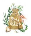 Balíček oblíbené jarní zeleniny s dárkovým balením v ceně