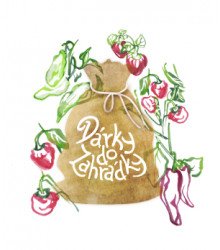 Dárkové balení semen chilli - dárkový sáček s visačkou zdarma