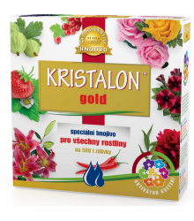 Krystalické hnojivo - Kristalon Gold - 500g